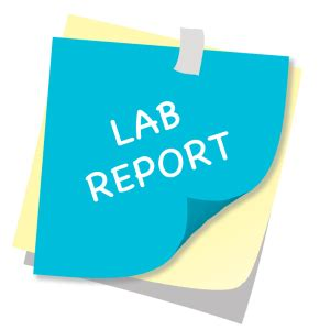 Writing a Science lab report - Research & Learning Online